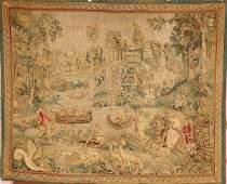 Flemish Tapestry 17th century large