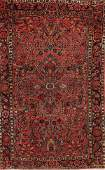 676 A VERY GOOD PERSIAN SAROUK RUG circa 1930s hand