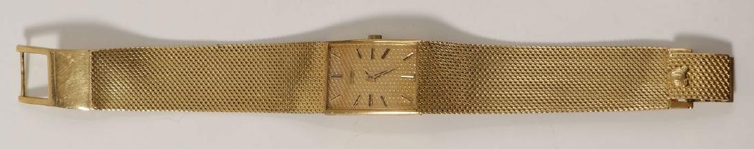 A JUVENIA GOLD WRISTWATCH