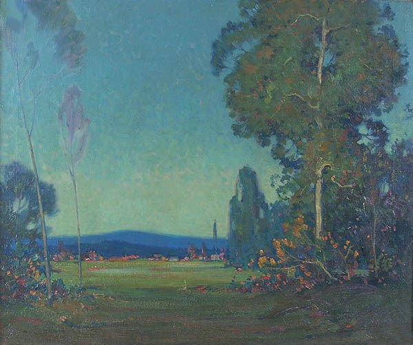 7: RANDOLPH LASALLE COATS (American 1891-1957), Summ