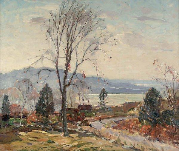 18: ANTONIO CIRINO (American 1889-1982) Seaside Lands