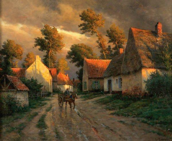 9: Georges Philibert Charles Maroniez (French)