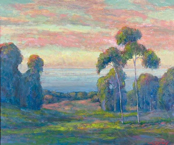 480: William Dorsey (American) California Summer