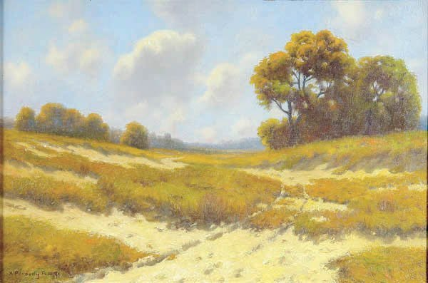 481: Hiram Peabody Flagg (American 1859-1937)