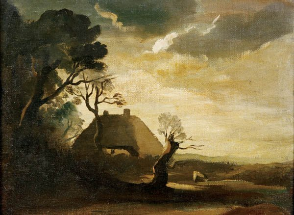 726: Philip Hugh Padwick (British 1876-1958) Country L