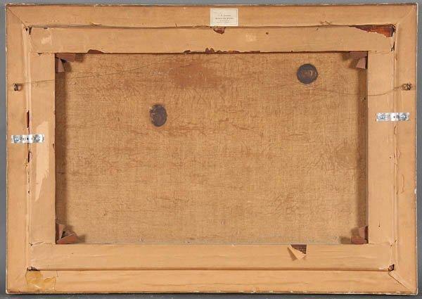565: SAMUEL LANCASTER GERRY (American 1813-1891) Seasc - 5