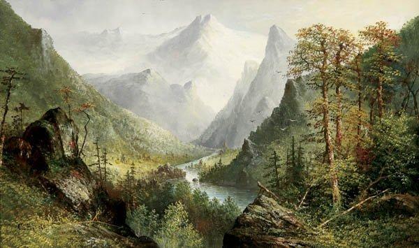 580: CHARLES CHRISTIAN CARL EISELE (German/American 18