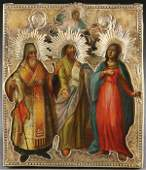 112: A Russian Icon: Selected Saints