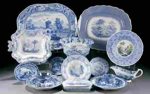 Staffordshire Transferware Ceramic Group