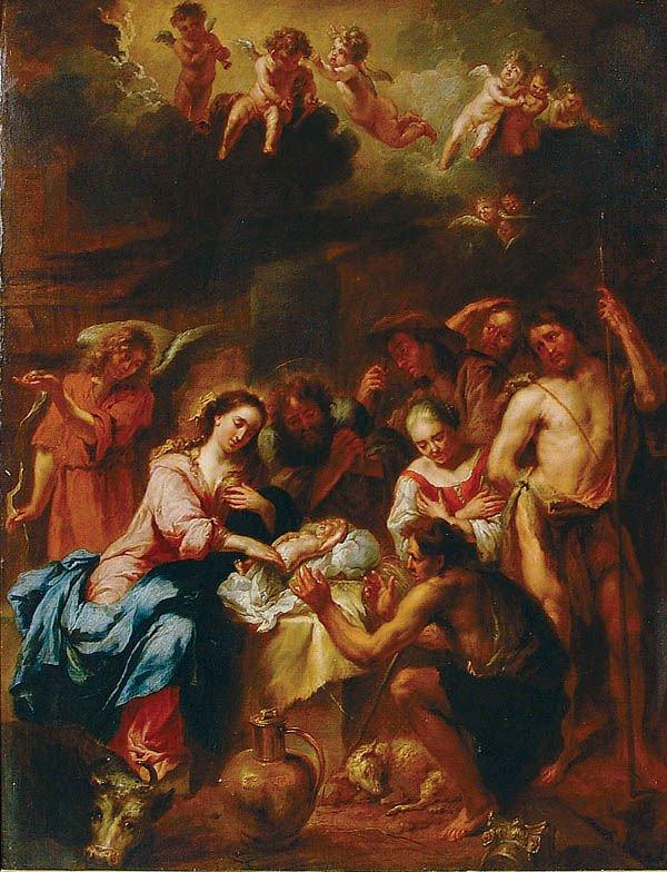 "289: Circle of PETER PAUL RUBENS (Flemish 1577-1640) """