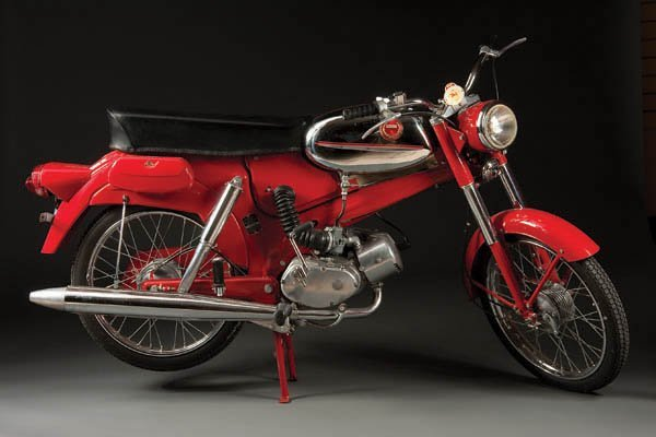 606: A VERY FINE 1966 SEARS MOTORCYCLE restored 2001 G