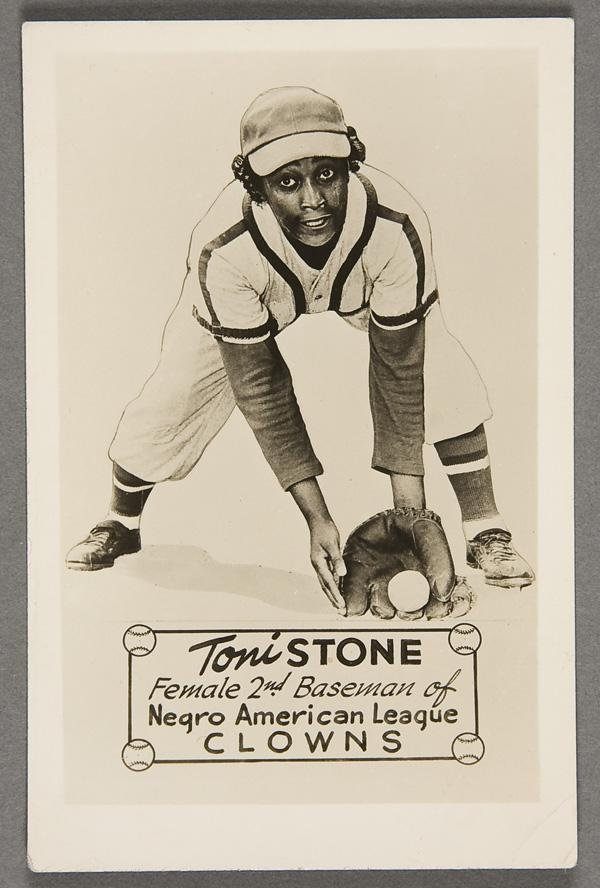 5: BLACK MEMORABILIA: BASEBALL REAL PHOTO POSTCARD