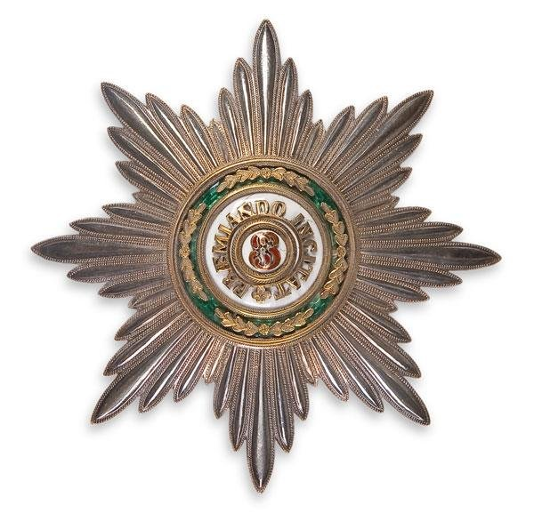 2: IMPERIAL RUSSIAN ORDER OF ST. STANISLAS