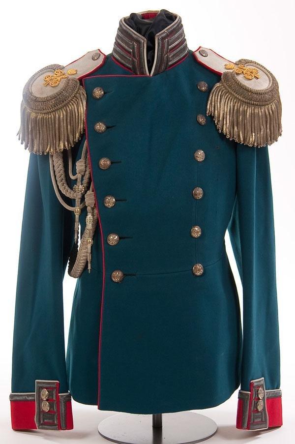 75: IMPERIAL RUSSIAN UNIFORM