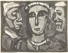 1188: GEORGES ROUAULT ENGRAVING