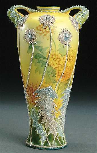 Jacksons Auction Important Nippon Porcelain Auction