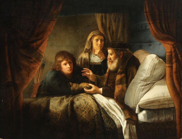 11: OLD MASTER PAINTING, CIRCLE OF REMBRANDT
