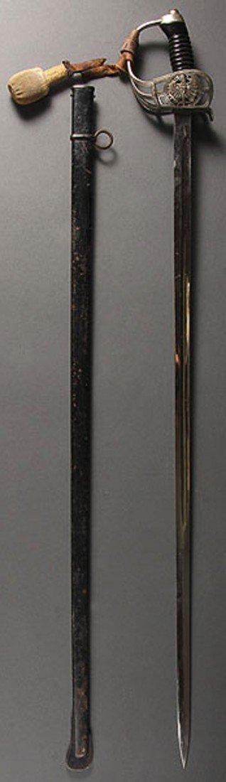 518: IMPERIAL GERMAN OFFICER'S SWORD