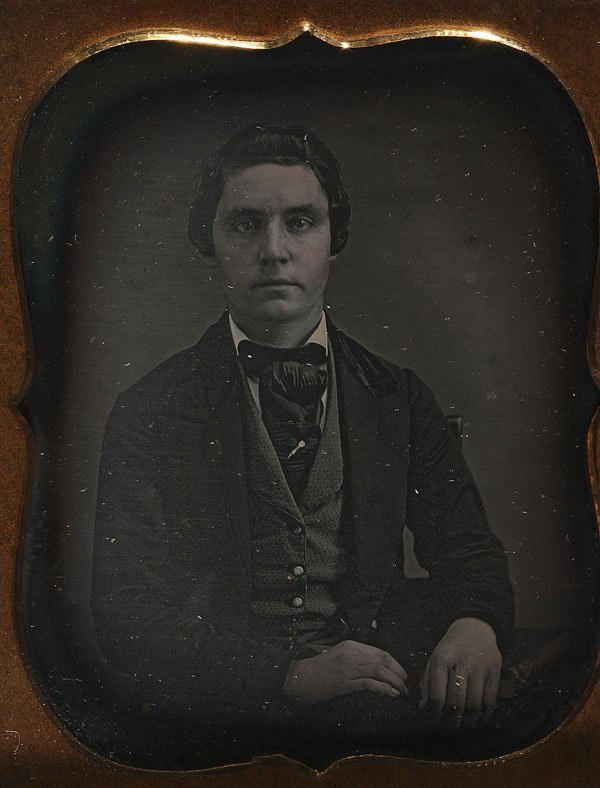 1239:  DAGUERREOTYPE COLLECTION OF 14 IMAGES - 4