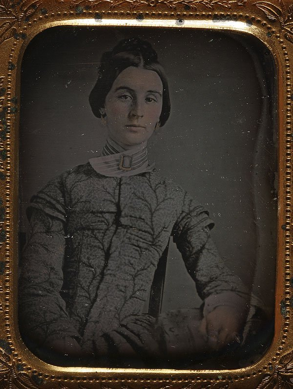 1239:  DAGUERREOTYPE COLLECTION OF 14 IMAGES - 5