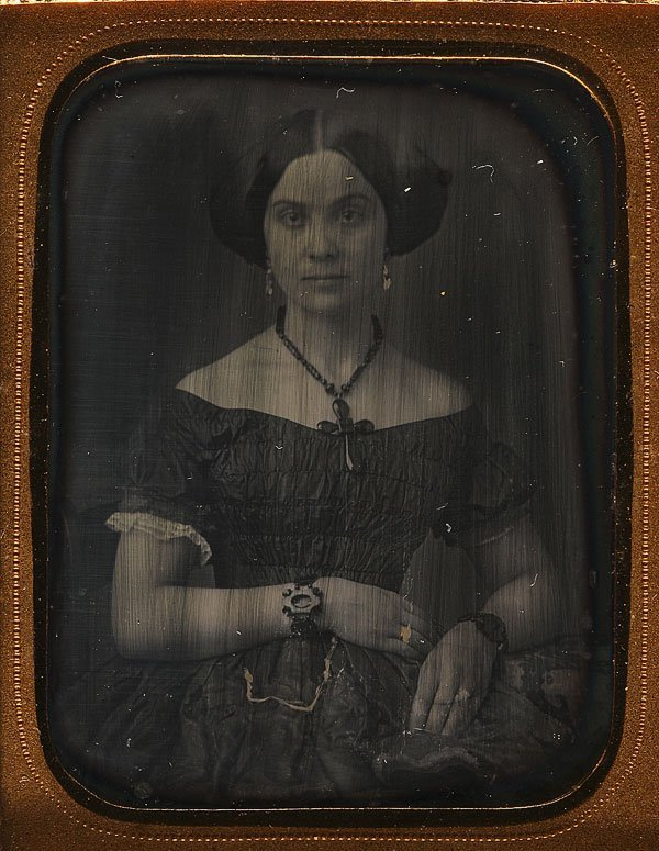 1239:  DAGUERREOTYPE COLLECTION OF 14 IMAGES - 6