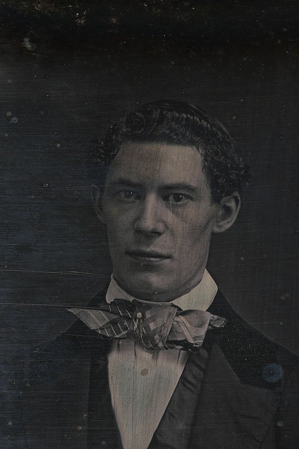 1239:  DAGUERREOTYPE COLLECTION OF 14 IMAGES - 8