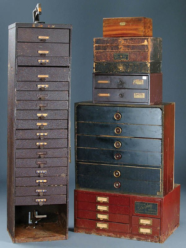 1378: A VERY LARGE WATCHMAKERS PARTS ASSORTMENT compris