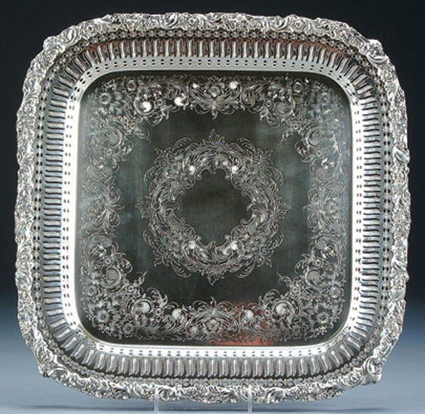 1390: WEBSTER WILCOX INTERNATIONAL SILVER COMPANY TRAY