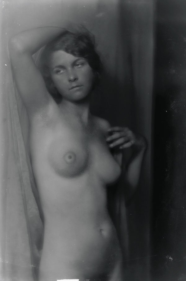 ARNOLD GENTHE FEMALE NUDE PHOTO GROUP - 5