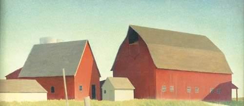 """767: MARVIN D. CONE (American 1891-1965) """"Ba"""