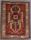 A SEWAN KAZAK ORIENTAL RUG, SOUTHWEST CAUCASUS
