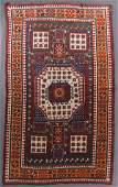 A KARACHOP KAZAK ORIENTAL RUG, SOUTHWEST CAUCASUS