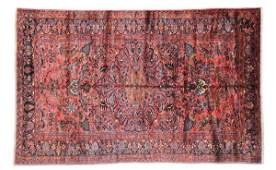 PERSIAN LILLAHAN ROOM SIZED ORIENTAL CARPET