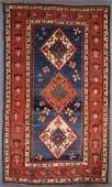 A KAZAK ORIENTAL RUG, SOUTHWEST CAUCASUS