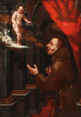 18th C. Italian Old Master Painting
