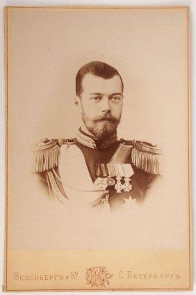 Original Photos Of Tsar Nicholas Ii