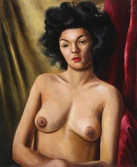 Black Nude Artists Model
