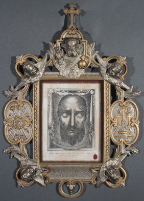 Relic Of The Face Of Christ