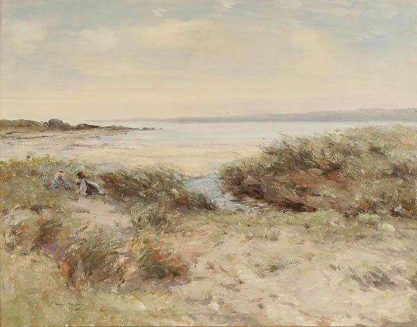 "7: JOSEPH MORRIS HENDERSON (Scottish 1863-1936) ""Chi"
