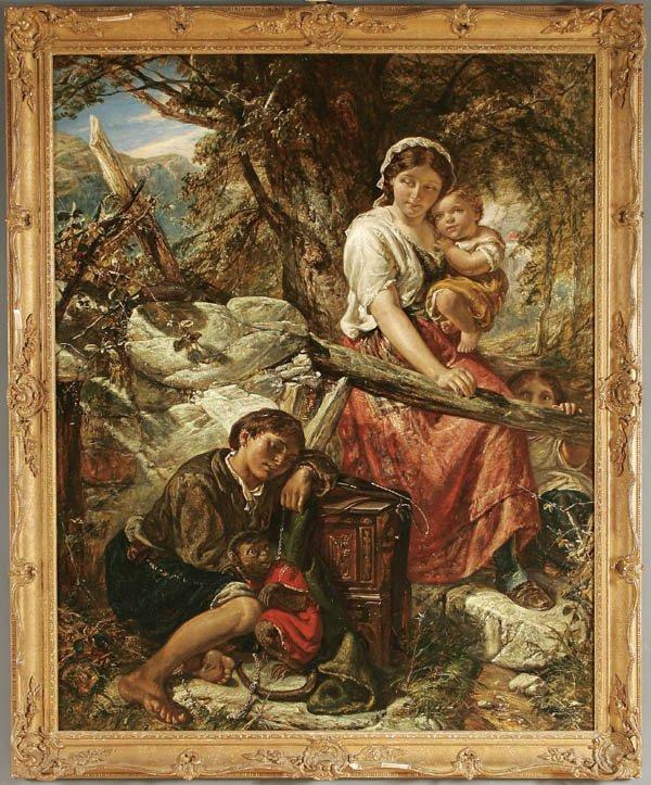"15: WILLIAM UNDERHILL (British 19th century) ""A Young"