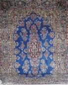 1537: A PALACE SIZED HAND WOVEN ORIENTAL RUG mid 20th c