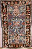 1602 NORTHERN PERSIAN HAND MADE ORIENTAL RUG good colo