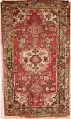 1603 IRANIAN HAND MADE ORIENTAL RUG circa 1930s wool