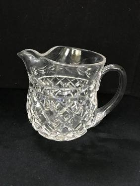 Waterford Crystal  Glandore Water  Or Juice Pitcher