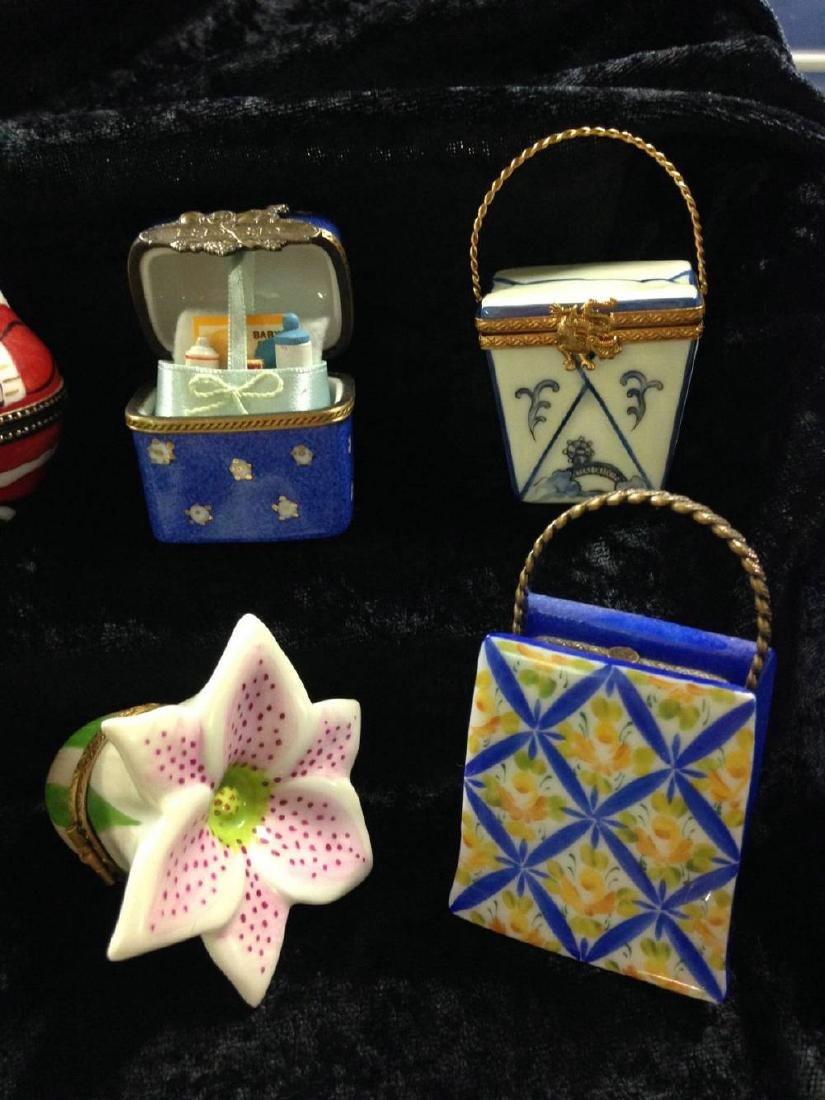 Lot Of 20 Limoges Trinket Boxes - 4