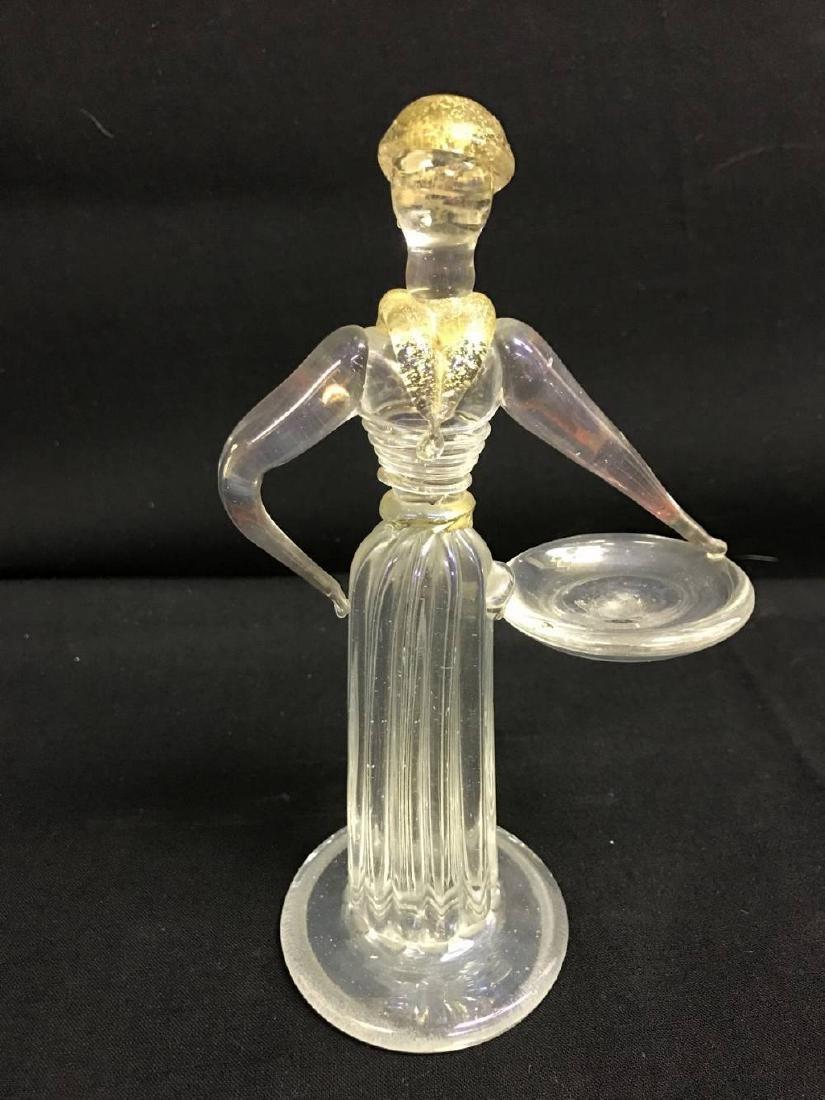 Murano Art Glass Figurine