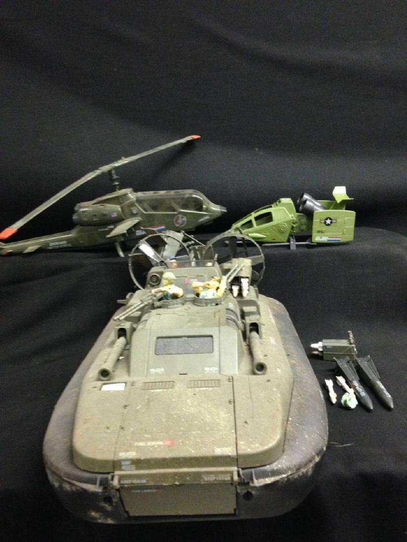 GI Joe Helicopter And Vertical Take Off And Landing