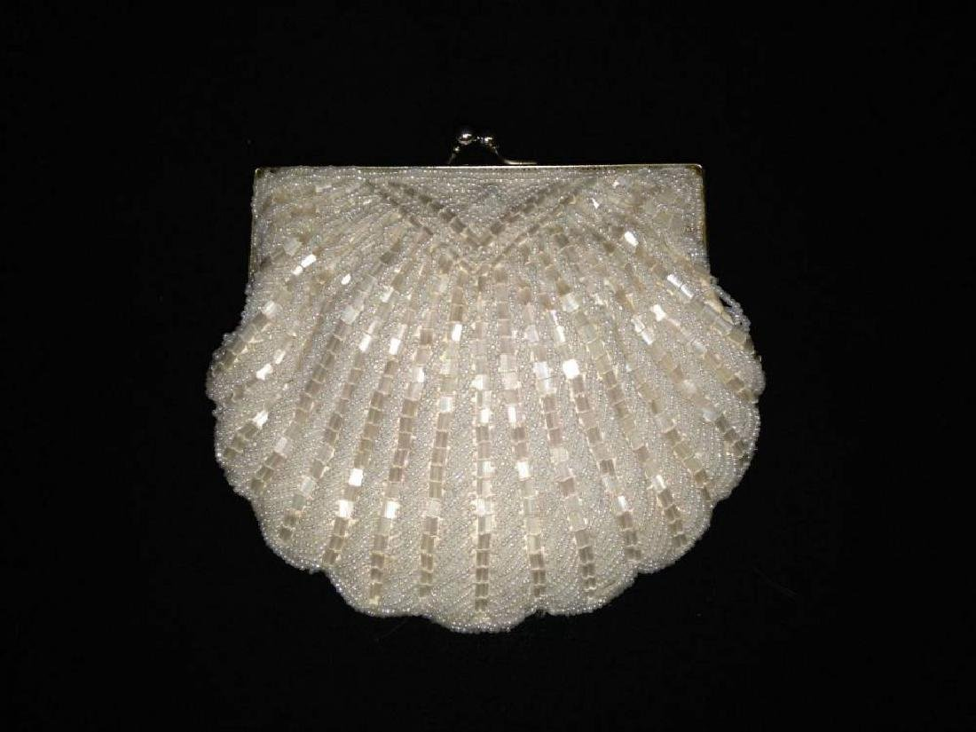 Lot Of 3 Vintage Beaded Evening Bags
