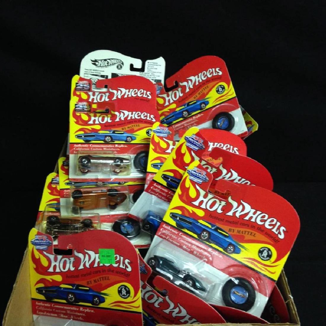Large Lot Of Various Hot Wheel Cars - 4