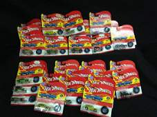 Large Lot Of Vintage Collection Hot Wheels